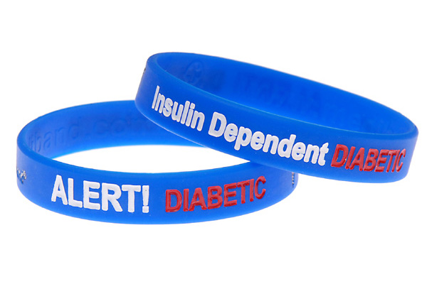 Mediband - Diabetic Insulin - (X-Large)