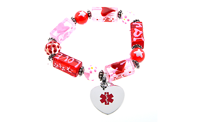 Sweetheart Special Bracelet - Medical ID