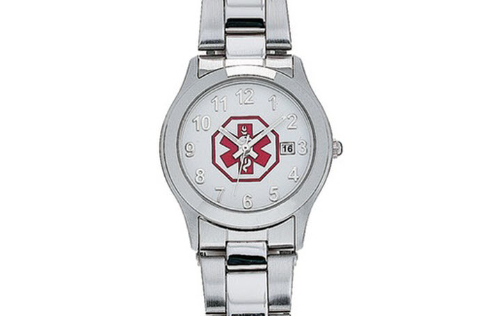 Ladies Chain Link Watch