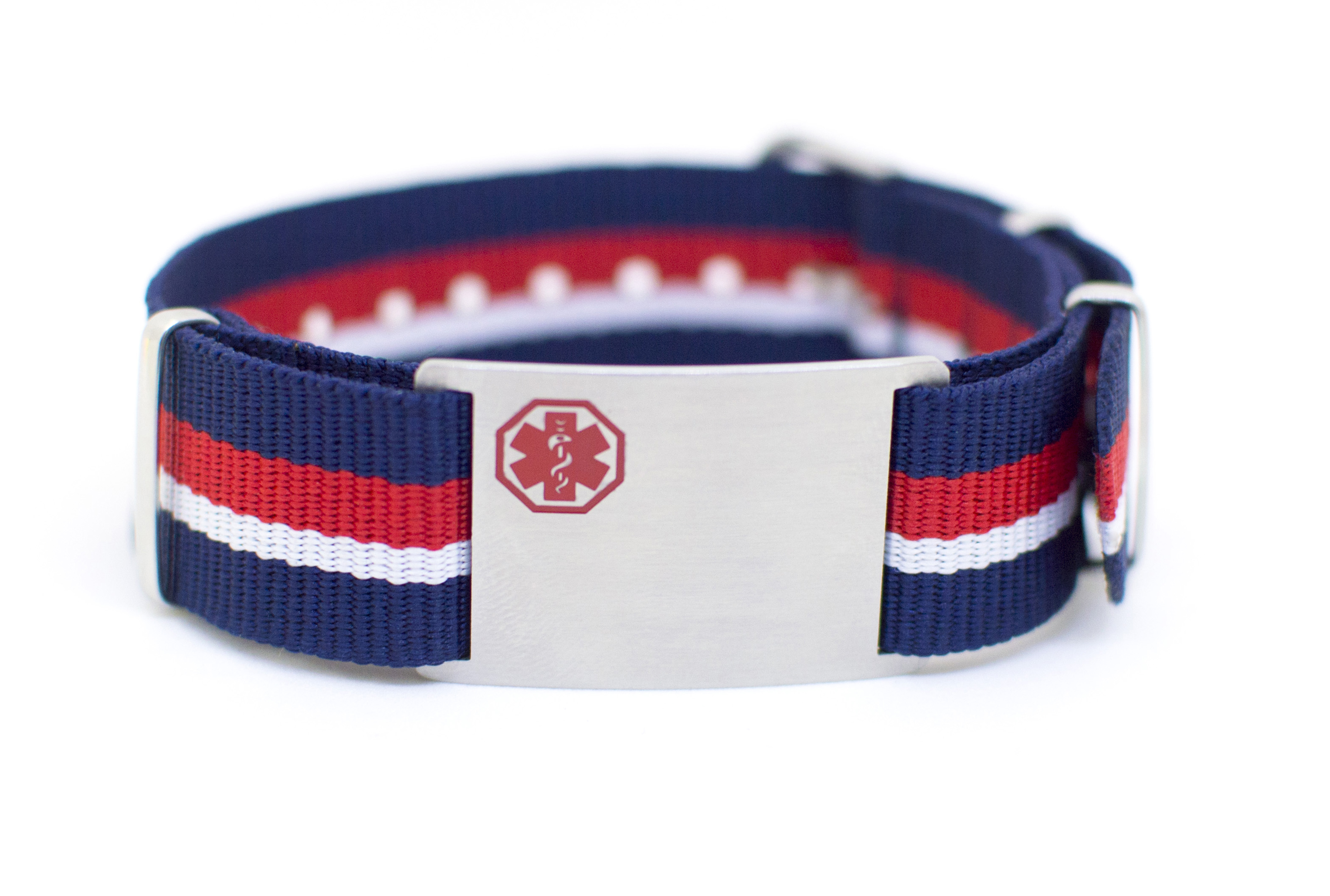 """For the Red, White, and Blue"" Bracelet"