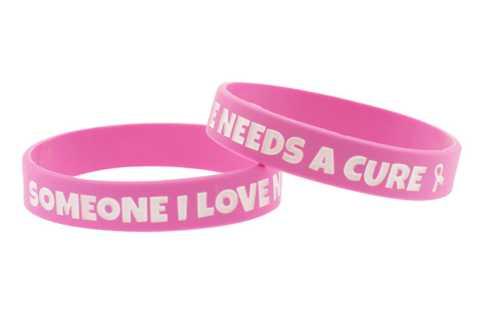 Someone I Love Needs a Cure - Breast Cancer Awareness