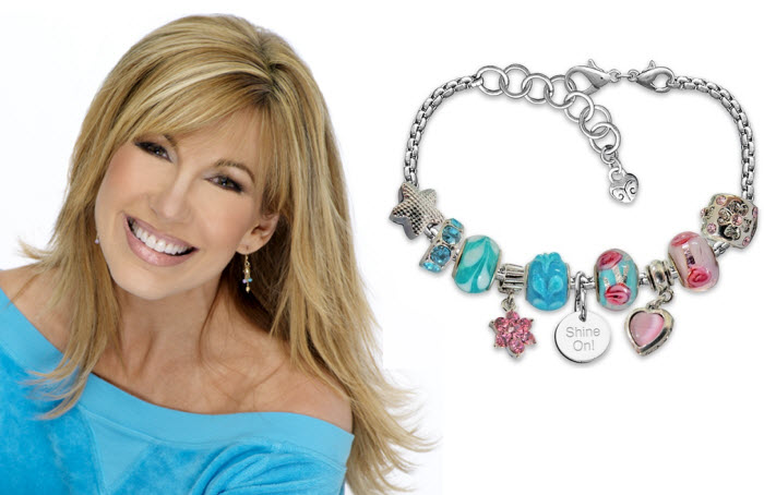 Leeza Gibbons AWARENESS bracelet to benefit Leeza's Place