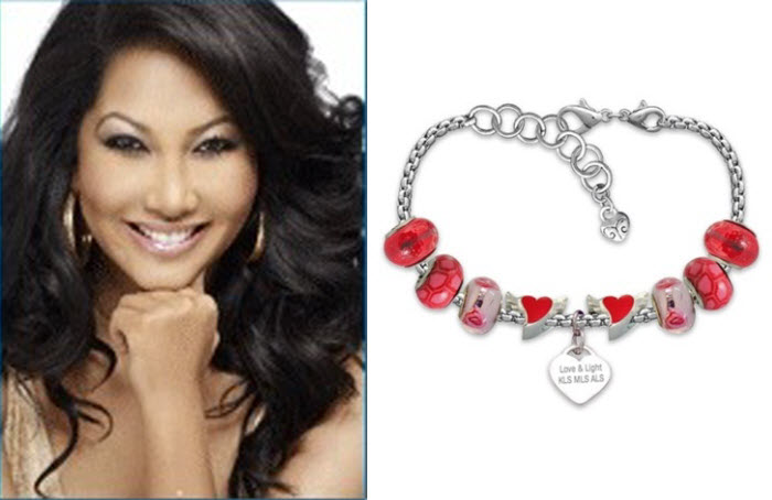 Kimora Lee Simmons AWARENESS bracelet to benefit JDRF