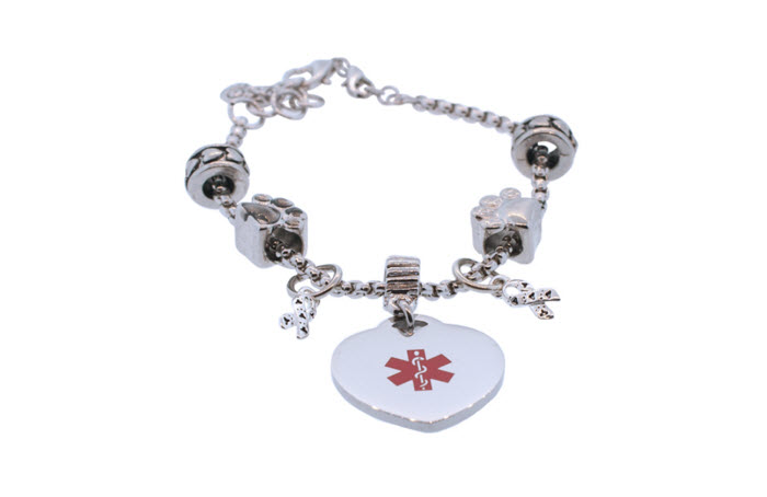 The Dog Lover's Bracelet