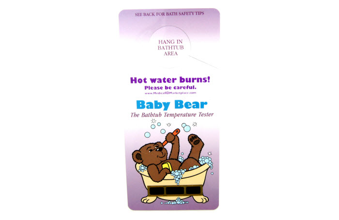 Children's Bath Thermometer